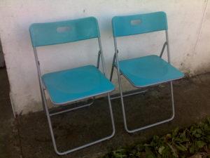 stolice sklopive
