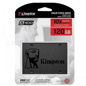 SSD Kingston 120GB A400