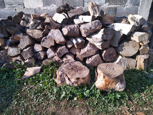 Drvo za kamin pec 1 klasa bukovina