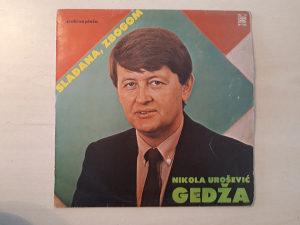 Gramofonska ploča Nikola Urošević Gedža