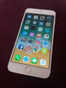 IPhone 8 plus uradjen 1:1 sa originalom