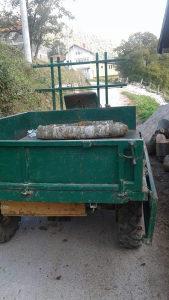 Traktor lombardini