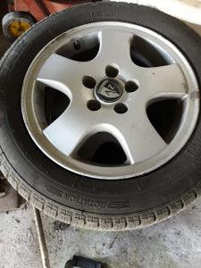 Alu felge i gume aluminijske felge 5x100