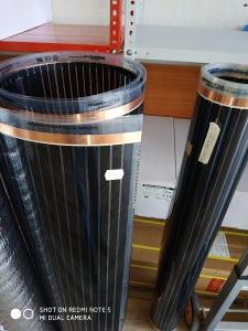 Komplet oprema za električno podno grijanje