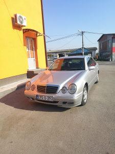 Mercedes e220 avantgarde