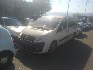 Fiat Scudo 2008 2.0HDI-dijelovi limarije i mehanike