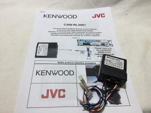 KENWOOD / JVC INTERFACE ZA KOMANDE NA VOLANU