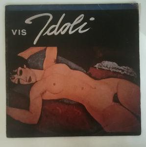 Idoli - VIS Idoli LP