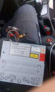 Radio za auto sa displejom