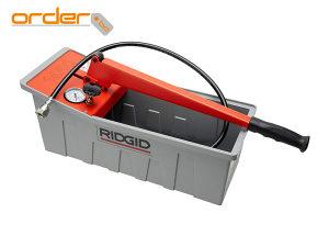 RIDGID Ispitna ručna pumpa 1450 50 bar 13,5 l