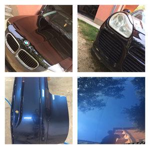 Poliranje vozila i parcijalno farbanje lakiranje
