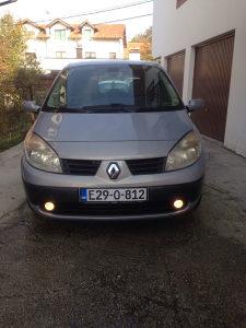Renault Scenic 2006g 1.9dci 96kw tip top