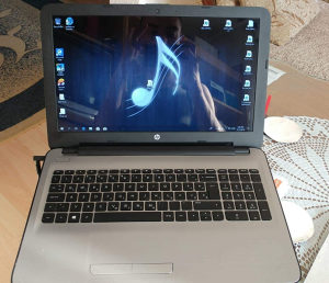 Laptop HP Notebook-15