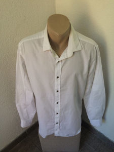 Muška košulja Massimo Dutti vel. XL