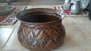 Bakreno posudje bakrac stari bakreni 10l