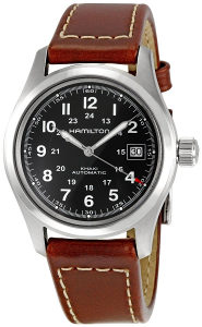 Hamilton Khaki Field Automatic H70555533 MUŠKI SAT