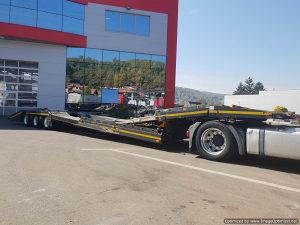 Labudica Polkon za prevoz kamiona