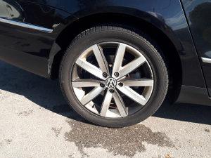 VW Felge 17 / ORGINAL / 5x112
