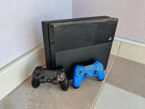 PlayStation 4   PS4   2 Dzojstika   Preko 20 Igara !