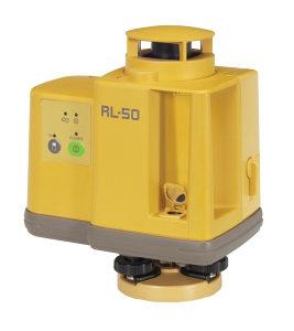 Gradjevinski laser topcon Rl 50 u odlicnom stanju