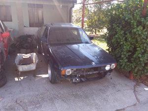 BMW E34 2.0 2.5 24v