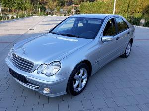 Mercedes C 200 cdi facelift tek uvezen-rezervirano-