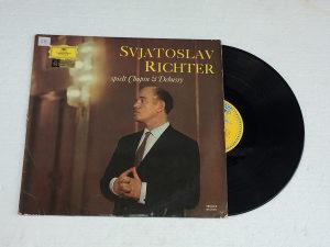Svjatoslav Richter* - Spielt Chopin & Debussy LP