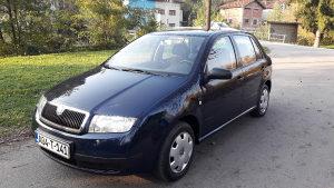 Škoda Fabia 1.4 16V benzin 2001 god