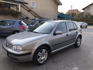 Volkswagen Golf  Edition1.4 55 kw Klima Top stanje
