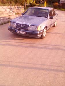 Mercedes-Benz 124 250D