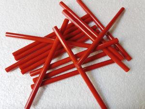 STAPICI ZA VARENJE PLASTIKE 15kom crveni