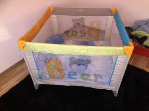 Mobili krevetac za bebe 0.90x0,90