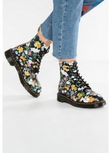 Dr.Martens cipele floral print