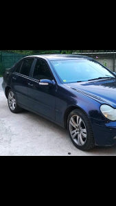 Mercedes C,E felge 17
