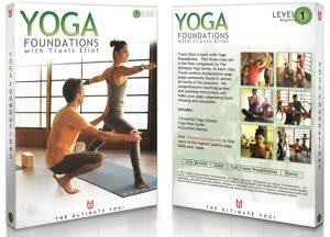 Yoga Foundations With Travis Eliot - DVD DL