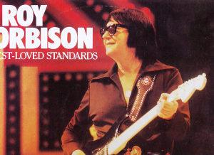 ROY ORBISON-BEST-LOVED STANDARDS lp