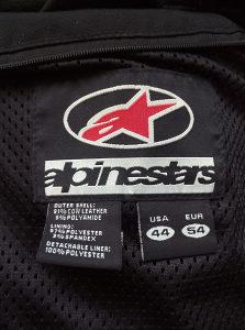 Alpinestars kozna jakna 54