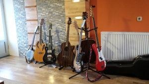 gitare akustične električne