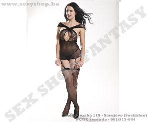 Sexy Mrezasti Komplet Sexy Rublje | SEX SHOP FANTASY