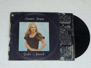 Gabi Novak - Samo Žena LP (sa potpisom)