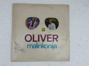Oliver - Malinkonija LP (zlatna ploča)