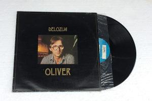 Oliver - Đelozija LP + poster