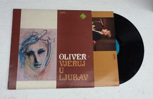 Oliver - Vjeruj U Ljubav LP
