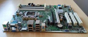 Maticna ploca 1155 socket ddr3 plus I5 procesor