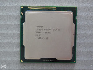 Intel i5 2400 procesor 3.1 1155 socket