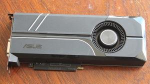 Asus Turbo GTX 1060 - 6 GB GDDR5 - Garancija !