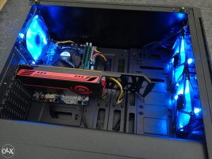 MS Spectrum/i5 3470/8GB DDR3/HD 6770 DDR5