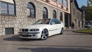 BMW 330D, E46, FULL!!! KOZA, ANGEL EYES...