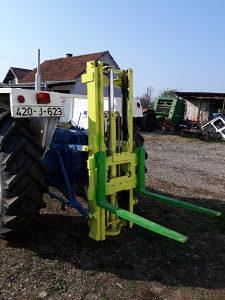Viljuškar za Traktor