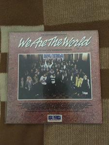 Gramofonska ploča USA FOR AFRICA
